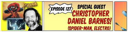 CBC Ep 127 Christopher Daniel Barnes Podcast Art Small