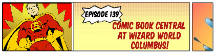 CBC Ep 139 Wizard World Columbus Podcast Art Small